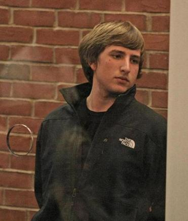 Eric Megna, 18, was arraigned Thursday in Wareham District Court.